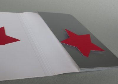 Mappe mit flexibler Tasche