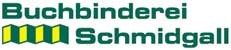 Buchbinderei Schmidgall GmbH